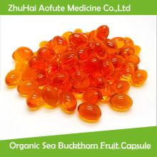 Cápsula Orgánica de Fruta de Zarzamora de Mar