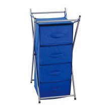 X style Drawer Storage Rack Non-woven Fabric