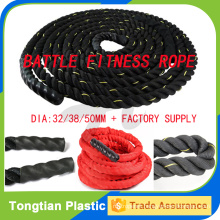 Battle rope for sale gym equipment / crossfit power rope for training