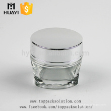 wholesale 50ml unique cosmetic cream triangle glass jars