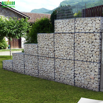 Cheap+welded+galvanized+stone+wall+gabion+cage