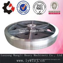 Personnaliser l'engrenage en acier au carbone