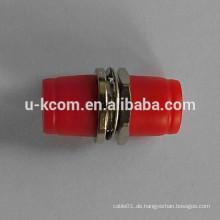 FC Single Mode Simplex Fiber Optic Adapter