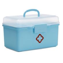 Boîte de rangement en plastique pour stockage à domicile (SLSN058)