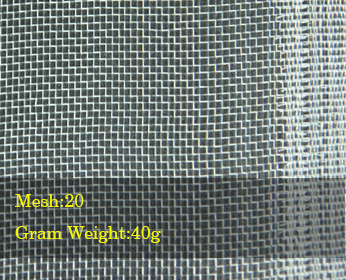 insect screen mesh 20 40g