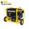 6 kw 6kva Silent Gasoline Generator Fuel Consumption