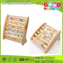 Abacus letra juguetes juguetes letra carta educativa juguetes de madera