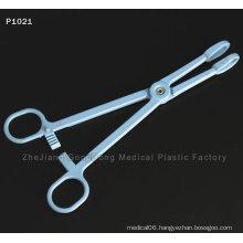 Medical Sponge Holder 18cm Long Tongs (P1021)