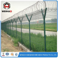 Barriers Razor barbed wire