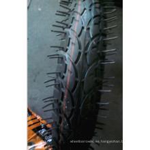 Neumático y tubo de carretilla 400-8