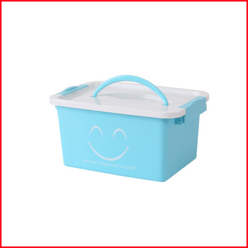 Plastic 9L Medium Size Compartment Storage Box