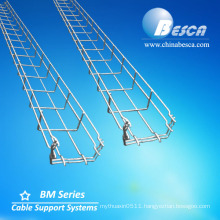 SS316 Wire Mesh Cable Tray with NEMA-VE-1 Certificate