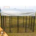 Kennel Dog Pet Murah Dengan Penutup Kalis Air