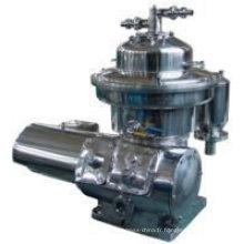 Séparateur de centrifugeuse à disque automatique