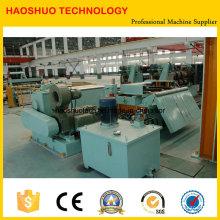 China famosa marca de acero rollo máquina de corte longitudinal