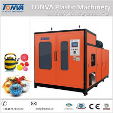 Tonva Bottle Plastic Machine of 2L Double Station Blowing Machine