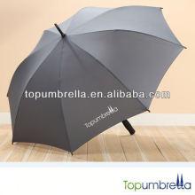 Boa qualidade bom guarda-chuva de golfe impressão
