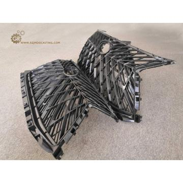 Fabrication de moules de grille d'admission d'automobile