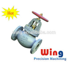 high pressure co2 cylinder ball valve and part handles