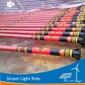 DELIGHT galvanized steel pole