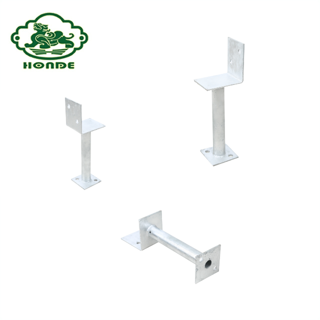 Kualitas Tinggi Hot-Dip Galvanized Post Anchor Support