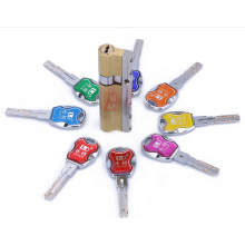 Anti-Theft Safe Door Free Rotating Lock Cylinder Core Resistant Technical Opening