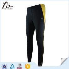 Nylon Spandex Stoff Sportbekleidung Frauen Fitness Strumpfhosen
