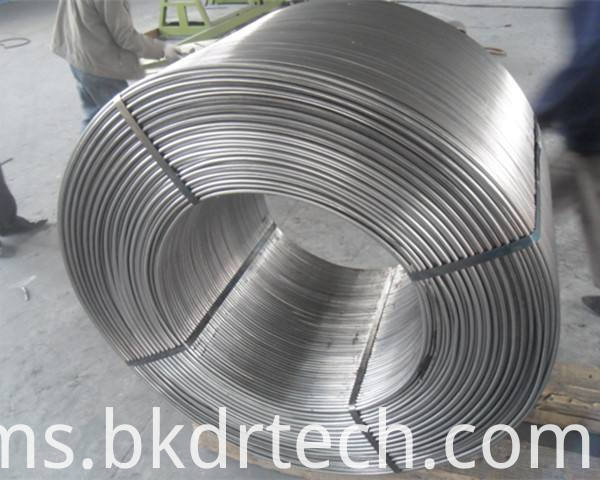 CaSi Cored Wire