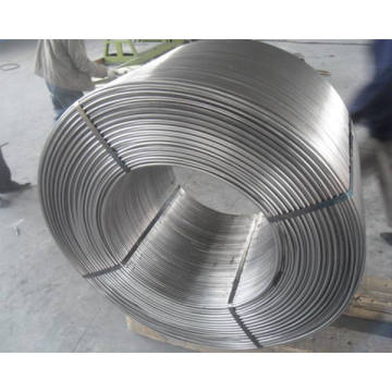 Cored Wire for Foundry