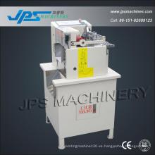 Jps-160d Impreso etiqueta de etiqueta de rollo de papel de corte de la máquina con sensor