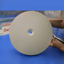 Custom Large Size Alumina Porous Ceramic Disc Plate