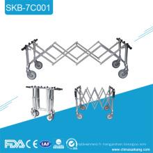 SKB-7C001 Chariot mobile en acier de structure d'extension