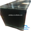 bend tempered laminated glass