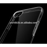 Ultra slim super clear cheap TPU mobile phone case for iphone 7