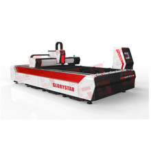 CNC Fiber Laser Cutting/Laser Engraving Machine with Ce Certification