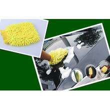 Car Washing & Cleaning Glove, Also Can Use in Home Furnishing and Office Cleaning.