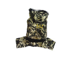Waterproof Medium Camouflage Dog Coat Puppy Clothes For Chihuahuas Xs Xx