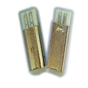 USB B Typ Plug Solder Short Body