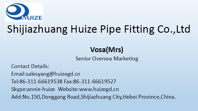 pipe fitting cross contact details