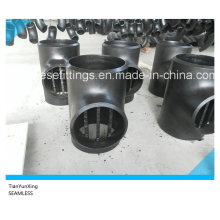 Semless API 5L Wphy60 Carbon Steel Barred Tee