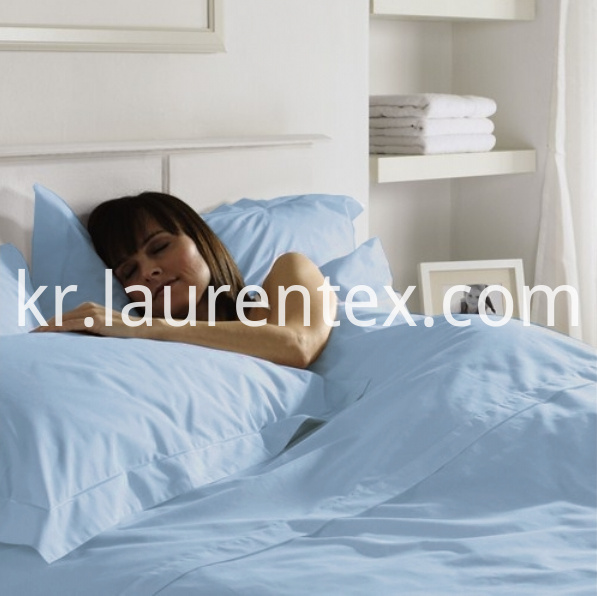 blue duvet cover polycotton
