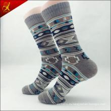 Дешевые Men′s платье носки Custom