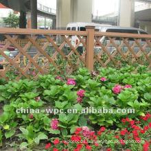 wpc fence pillar