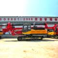 Conducteur de pile de fondation de levier de verrouillage de machine diesel