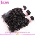 Venda por atacado cabelo europeu barato pacotes cabelo humano de 100% in natura feixes 7A série amostra grátis cabelo bundles