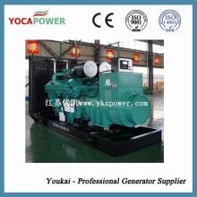 1000kVA Generator Diesel Yuchai Motor für industrielle Arbeit