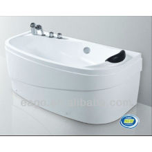 ЕАГО классическая акриловая ванна ванна с подушка LK1001