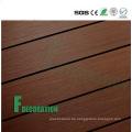Imprägniern Sie preiswerten Preis-Plastikholz-zusammengesetzten WPC-Außenbodenbelag