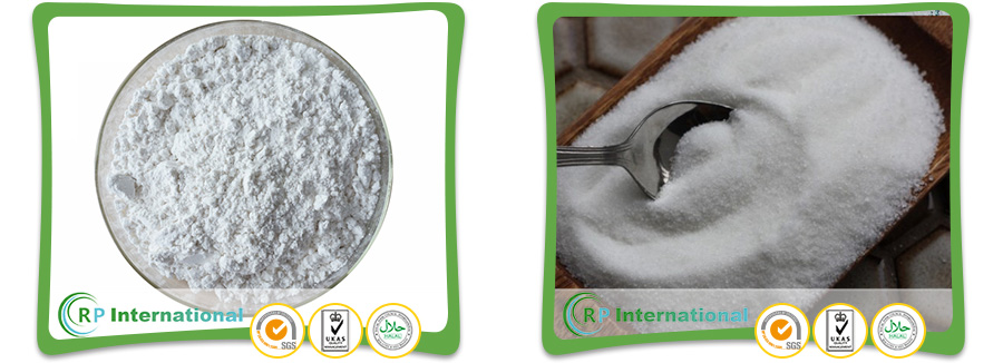 Crystalline Fructose Powder Food Grade