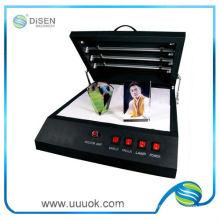 Máquina de impresión de cristal caliente de la venta